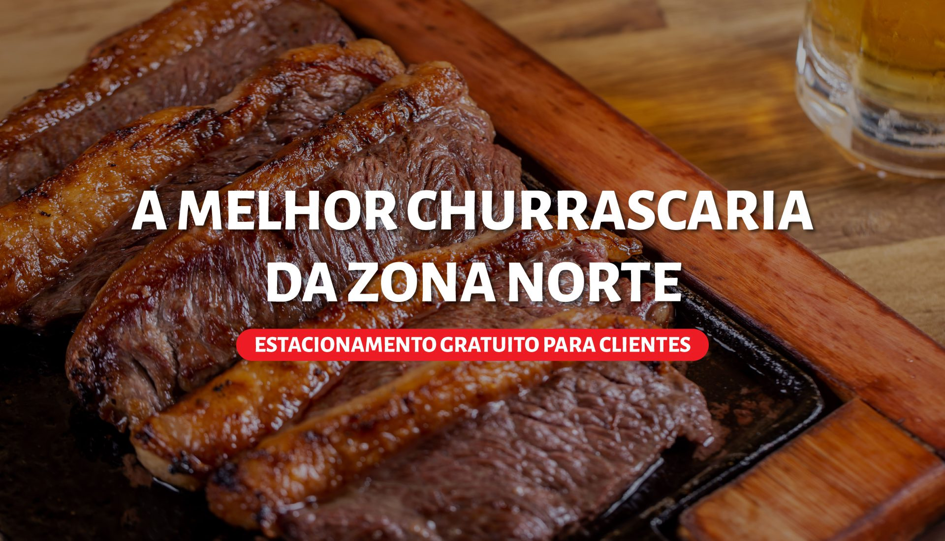 churrascaria zona norte